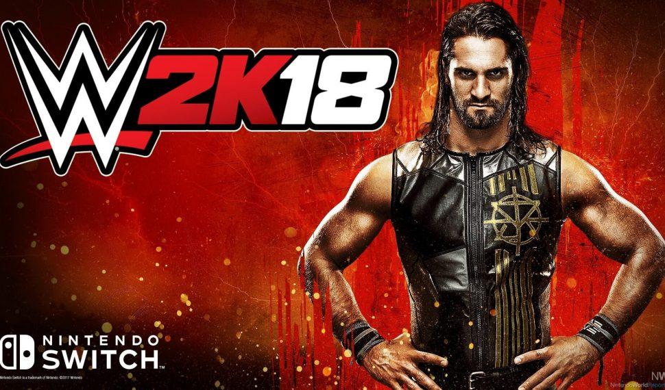 WWE 2K18 también verá la luz en Nintendo Switch