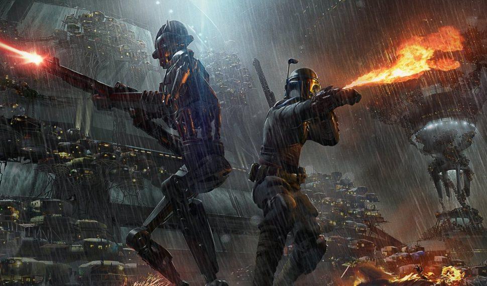Ya conocemos la fecha y detalles de la beta de Star Wars Battlefront 2