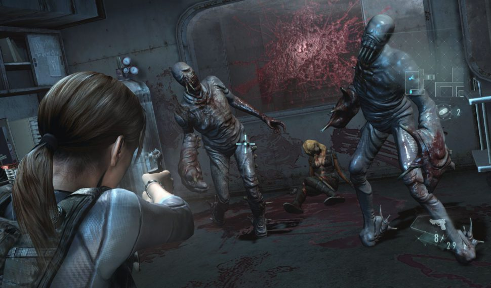 Se han corregido las fechas del estreno de Resident Evil Revelations