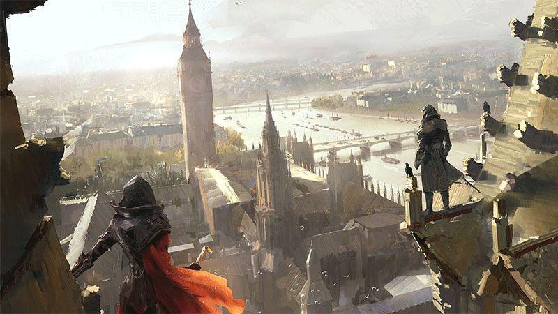 Assassin's Creed va a tener su propia serie animada