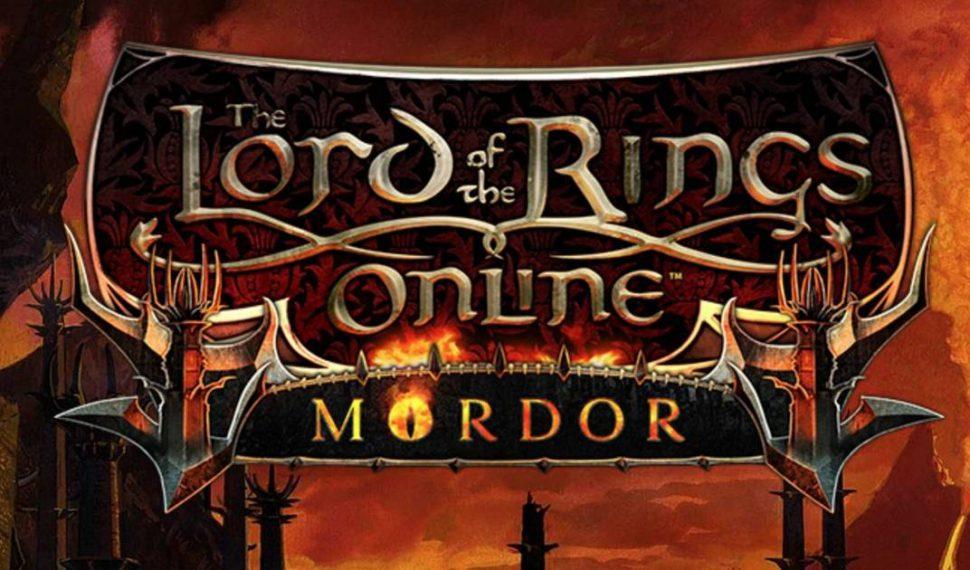 Mordor, la nueva expansión de El Señor de los Anillos Online