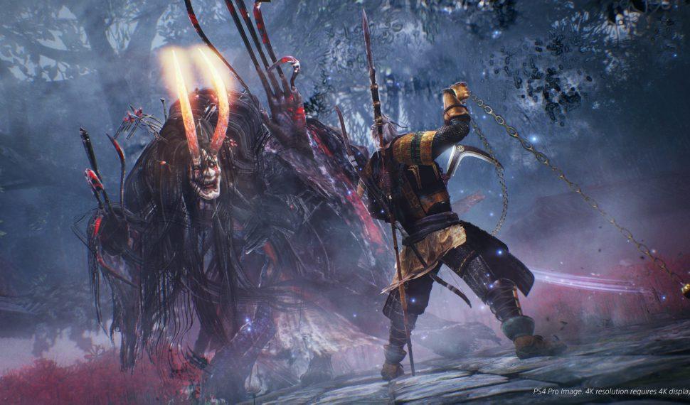 El segundo DLC de Nioh se llama Honor Sublevado y llegará en julio