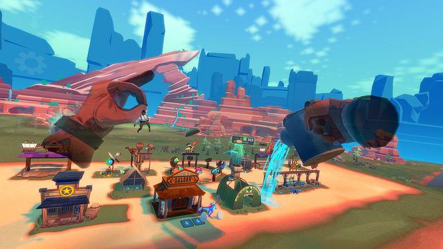 Dino Frontier saldrá a la venta el 1 de agosto para PS VR