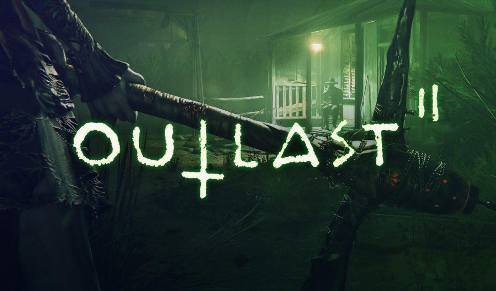 Un Streamer se lleva el susto de su vida jugando al Outlast 2