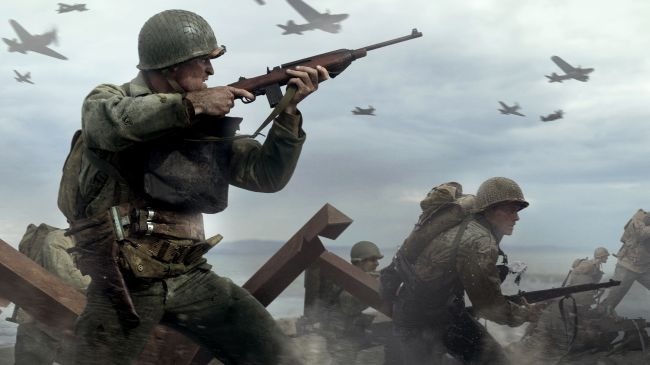 Se filtran numerosos detalles del nuevo Call of Duty WWII