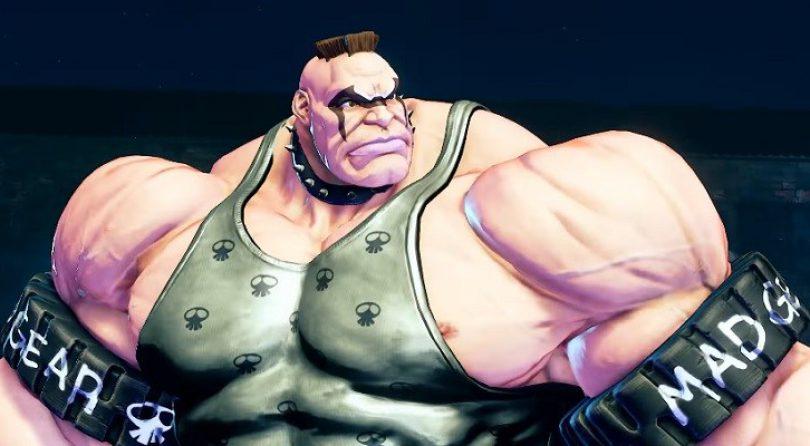 Street Fighter V introducirá a Abigail a finales de julio