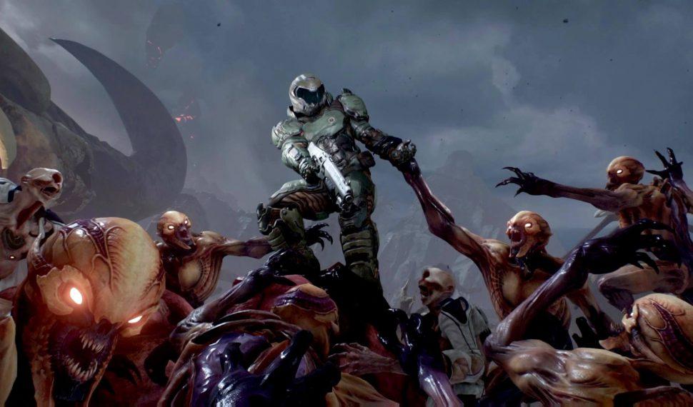 El lanzamiento de un parche para Doom habilitará una prueba gratuita para el fin de semana