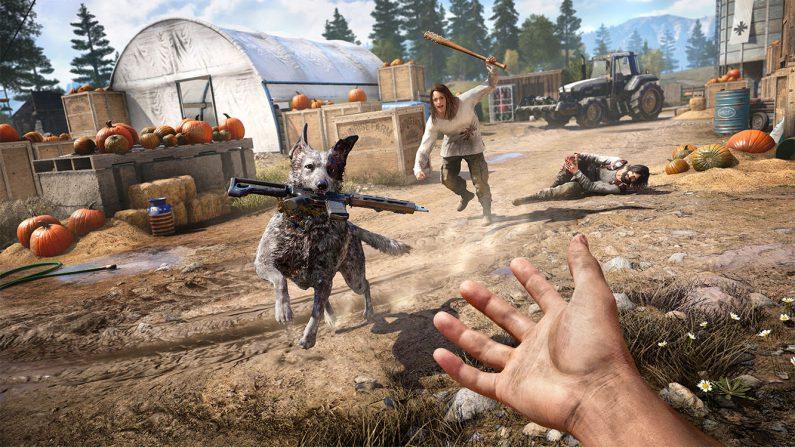 Si te invitan al cooperativo de Far Cry 5 no avanzarás en la historia