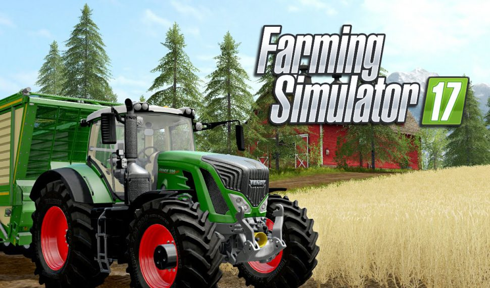 El 14 de noviembre llega Farming Simulator para Nintendo Switch