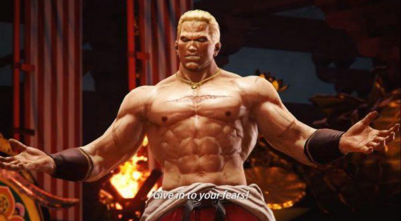 Tekken 7 incoporará a Geese Howard de Fatal Fury en invierno