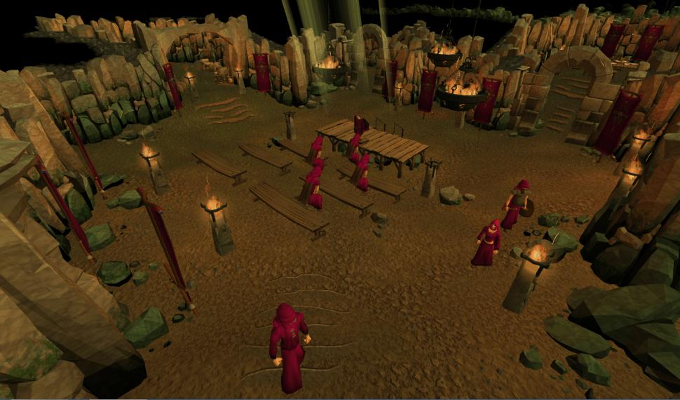 Habrá versión para móviles del juego RuneScape este año