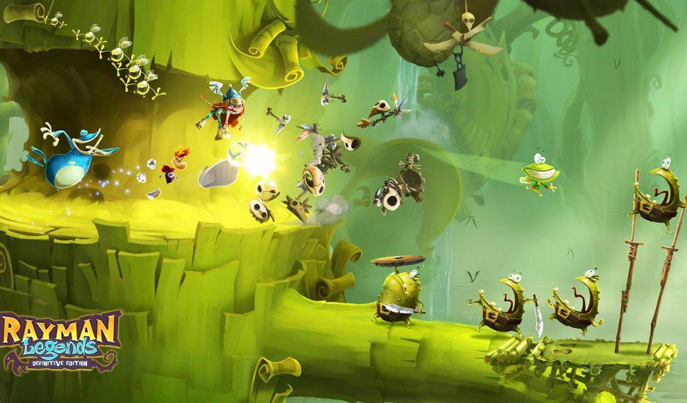 Puede que salga Rayman Legends para Nintendo Switch en septiembre