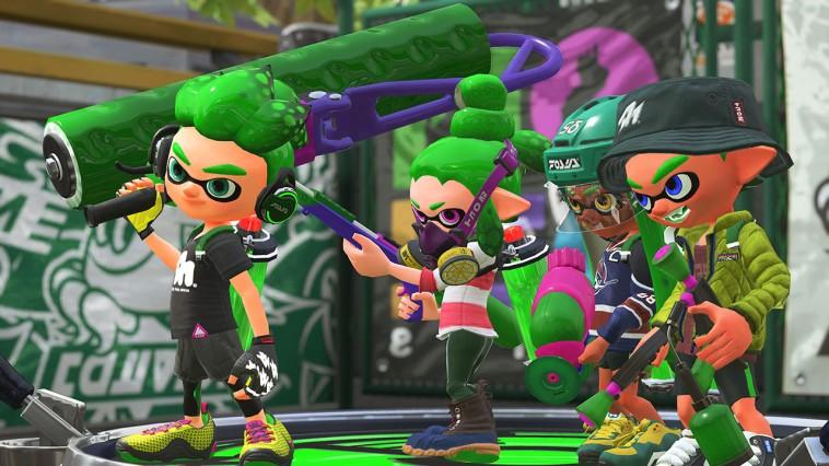 El nuevo Nintendo Direct ofrece nuevos detalles sobre Splatoon 2