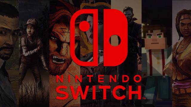 Nintendo Switch podría obtener más juegos de Telltale después de Minecraft