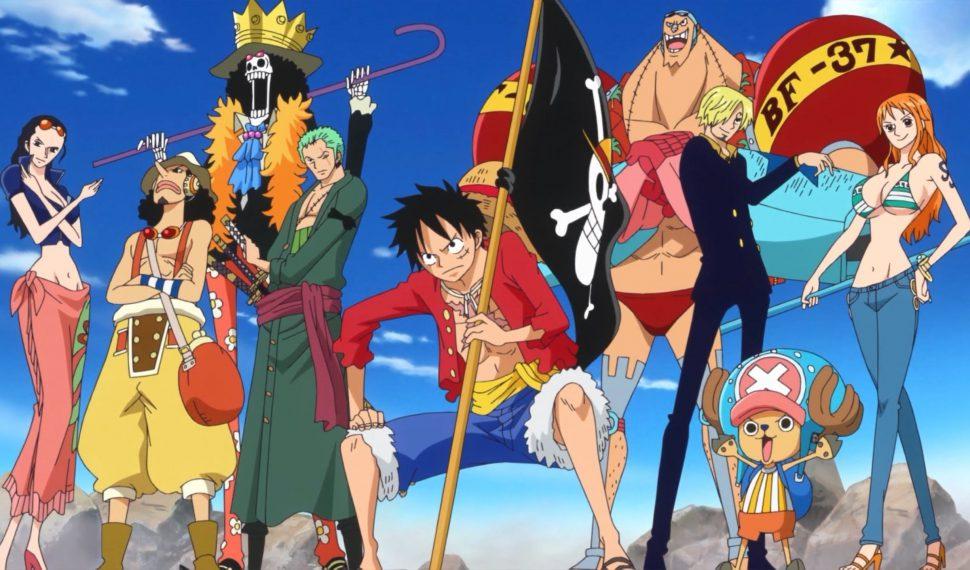 Se confirma que One Piece tendrá una serie con actores reales