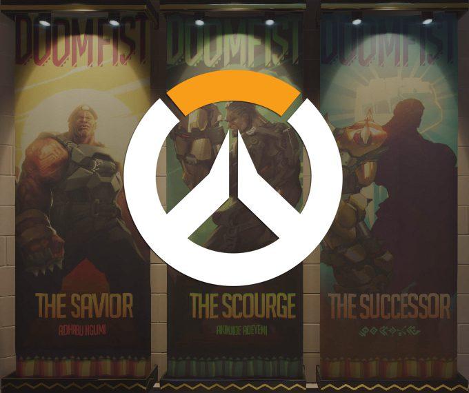 Overwatch: Blizzard da más información sobre Doomfist