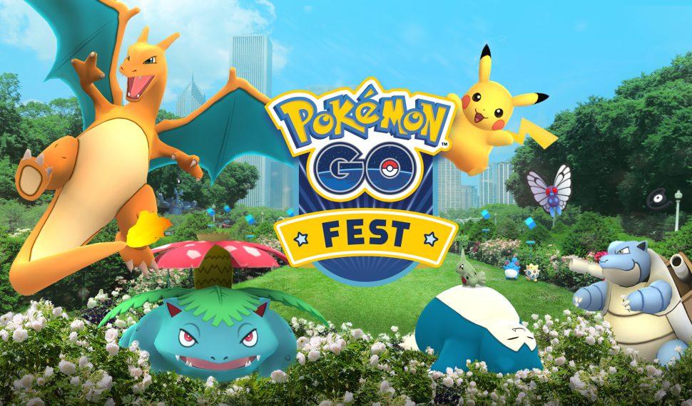 Pokémon Go explica lo que ha fallado en su primer evento en vivo