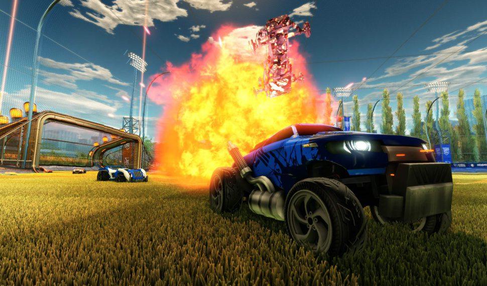 Psyonix no tiene prisa por desarrollar Rocket League 2