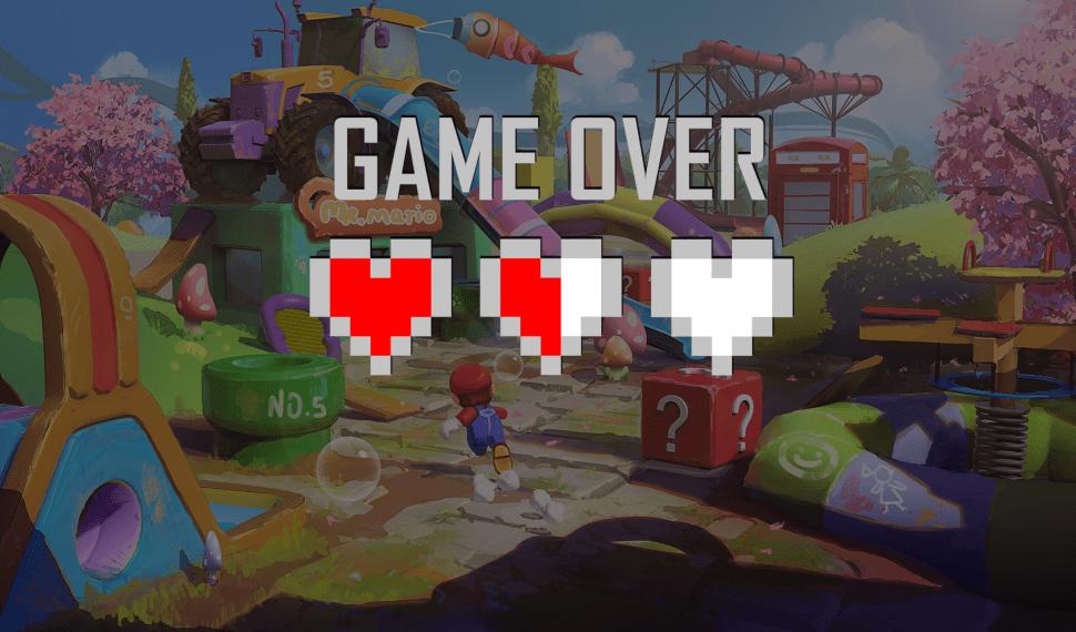 Olvídate del mítico Game Over en Super Mario Odyssey