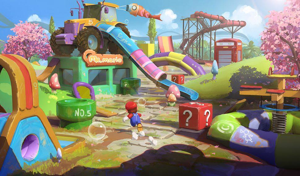 La vibración HD estará muy presente en Super Mario Odyssey