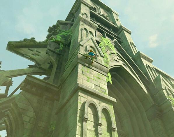 Presentado Vídeo Adelanto del Set 2 de Zelda Breath of the Wild