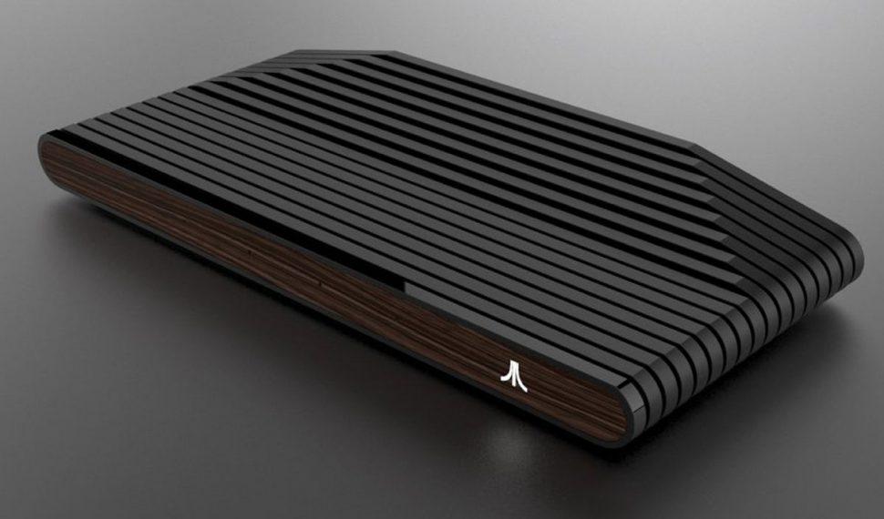 Ataribox ¡Así es la nueva consola de Atari!