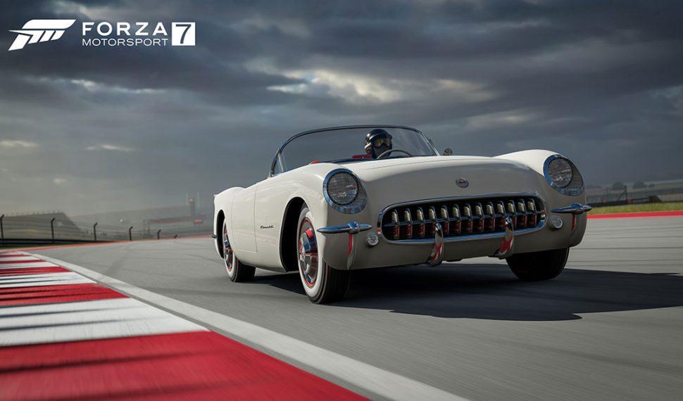 Forza Motorsport 7 tendrá un buen número de coches clásicos