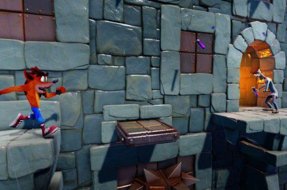 El nivel eliminado del Crash original aparece como contenido gratuito en la remasterización