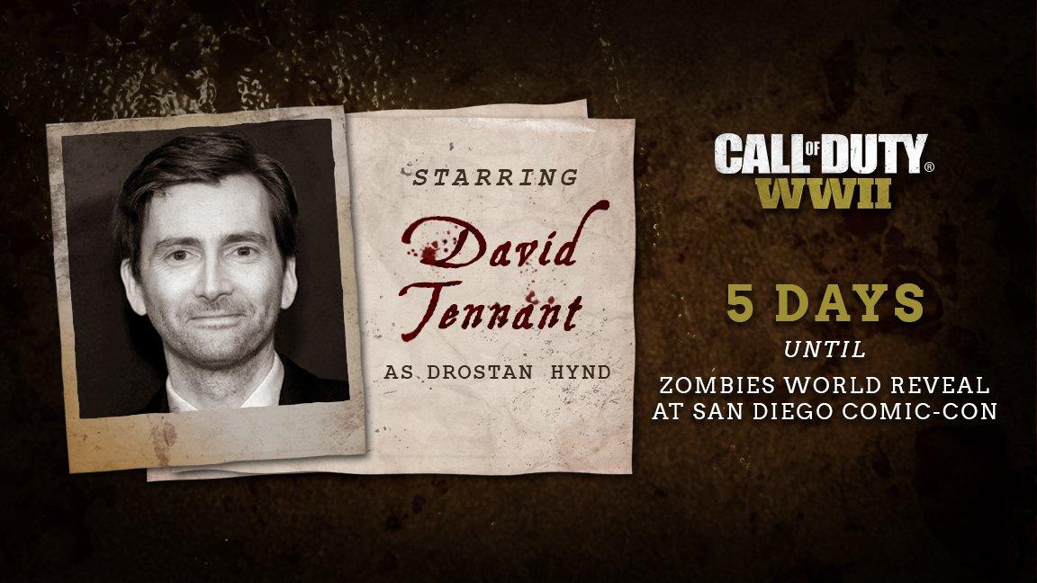 Call of duty WWII modo zombie