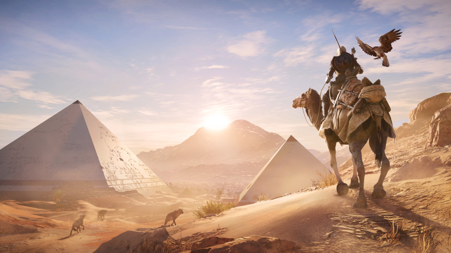 Assassin's Creed Origins: Así es el tamaño del mapa