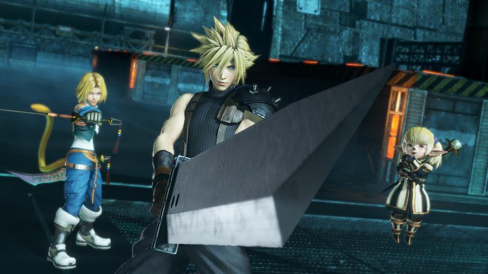 La beta cerrada de Dissidia Final Fantasy NT estará disponible durante este verano