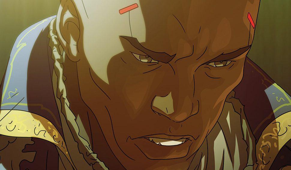 Doomfist protagoniza el nuevo cómic de Overwatch