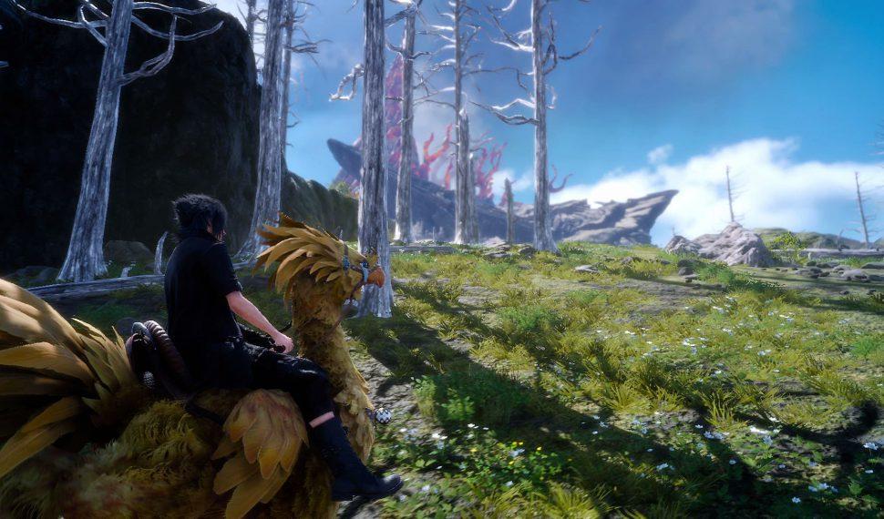 La nueva actualización de Final Fantasy XV llega con varios contenidos extra