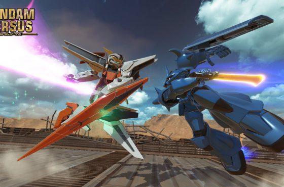 Se cierra la fecha de lanzamiento del videojuego Gundam Versus