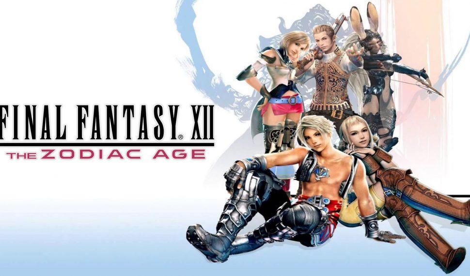 Estrenado el tráiler de lanzamiento de Final Fantasy XII: The Zodiac Age