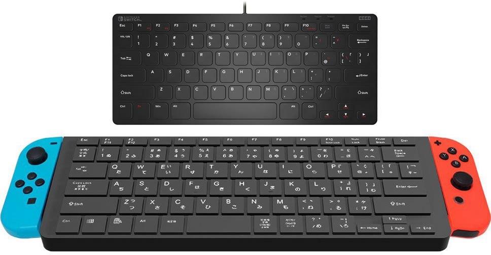 Se lanza un teclado por parte de Cyber Gadget para Nintendo Switch
