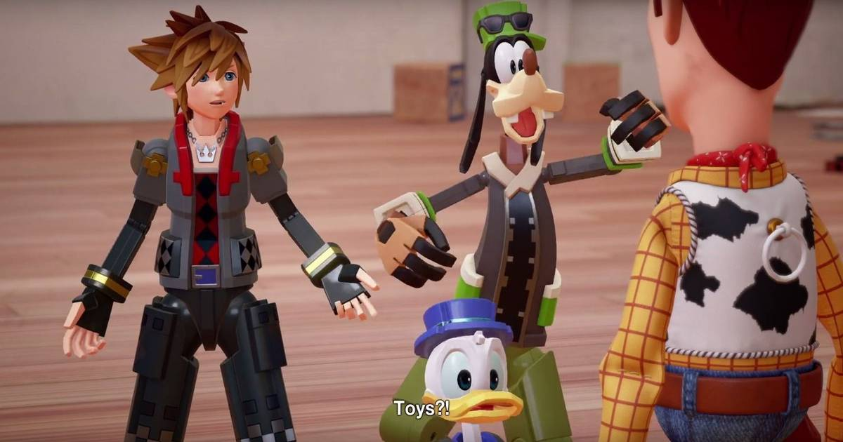 kingdom hearts iii switch