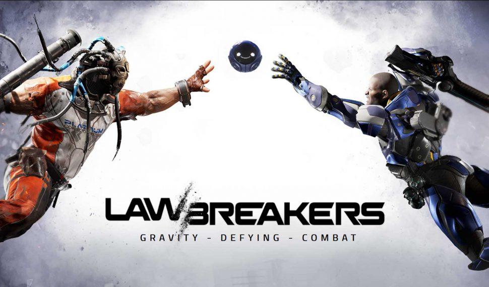 La fase beta de Lawbreakers va a estar abierta unos días