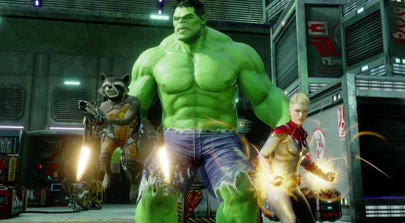 Anunciado Marvel: Powers United VR para Oculus Rift