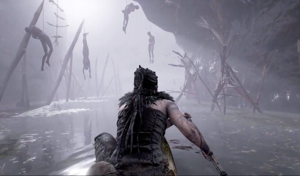 Los combates de Hellblade: Senua's Sacrifice en un nuevo gameplay