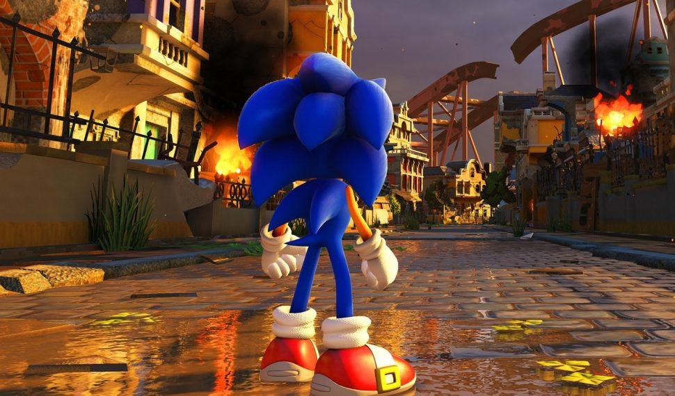 El próximo 7 de noviembre puede que se estrene Sonic Forces