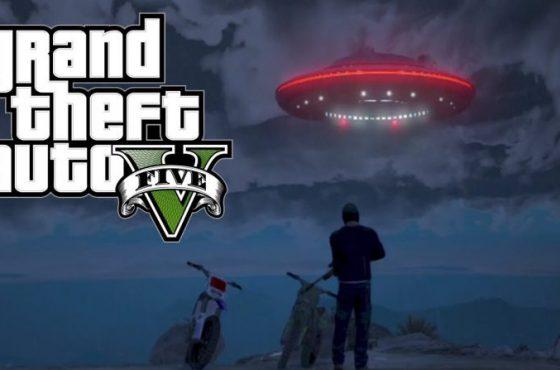 La misión secreta sobre alienígenas del GTA V