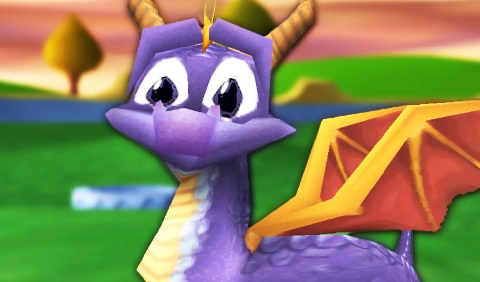 Depende de Activision que la remasterización de Spyro se lleve a cabo