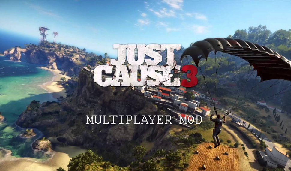 Nuevo mod multijugador para Just Cause 3