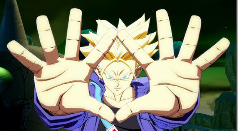 Dragon Ball FighterZ presenta a Trunks en un nuevo tráiler