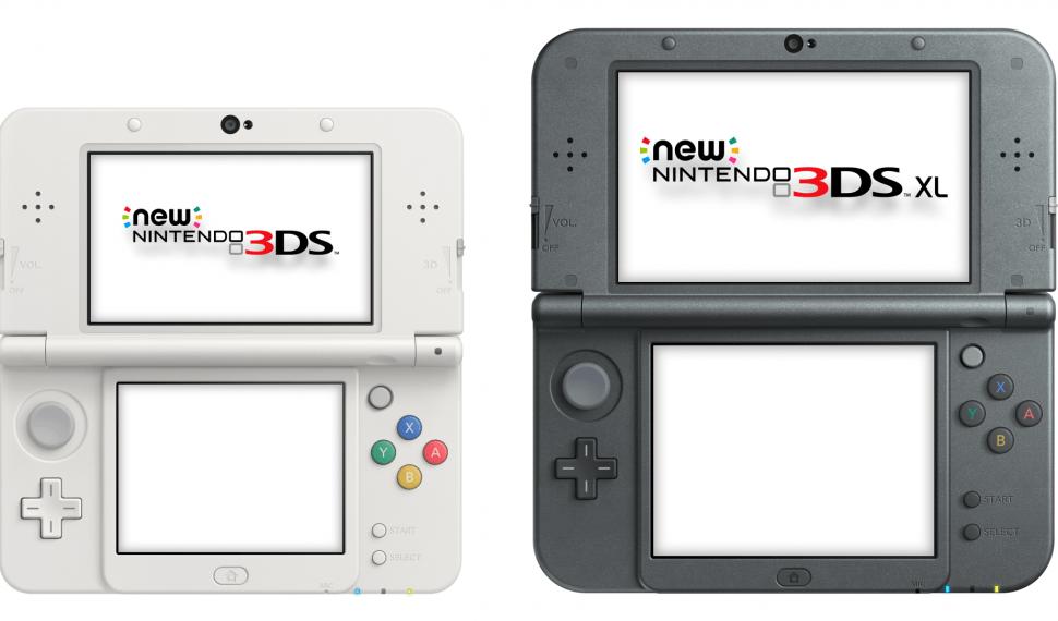 Se cesa la producción de Nintendo New 3DS en Japón