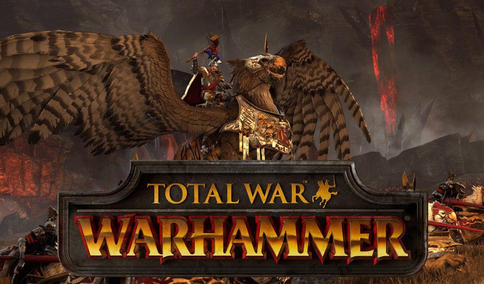 Llega una nueva raza a Total Warhammer al reservar la secuela