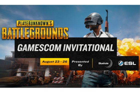 El próximo mes tendrá lugar el primer torneo de E-Sports de Playerunknown's Battleground