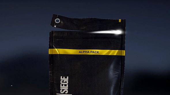 rainbow six siege alpha pack