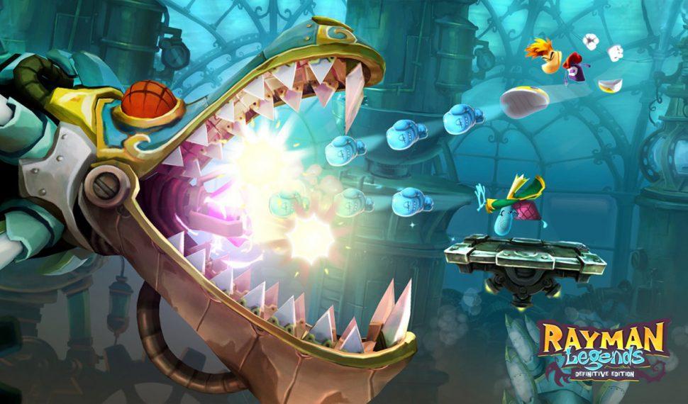 Rayman Legends: Definitive Edition para Nintendo Switch ya tiene fecha de salida